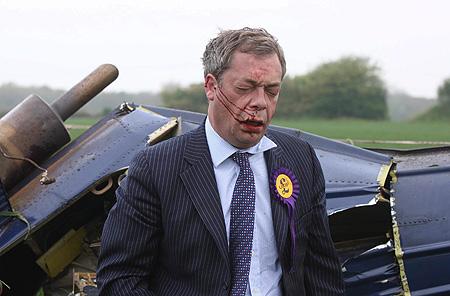 Zombie Farage
